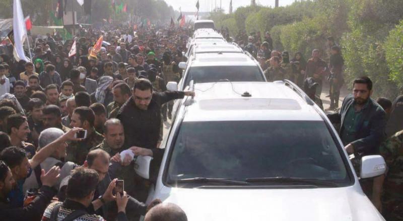 العراق: 14 مليونا شاركوا في «أربعينية الحسين»