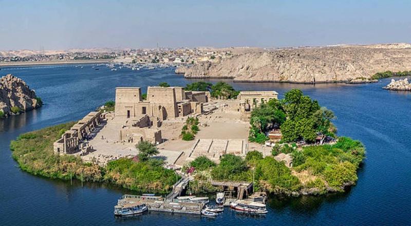 أسوان متعة السياحة، سحر الليالي على ضفاف النيل