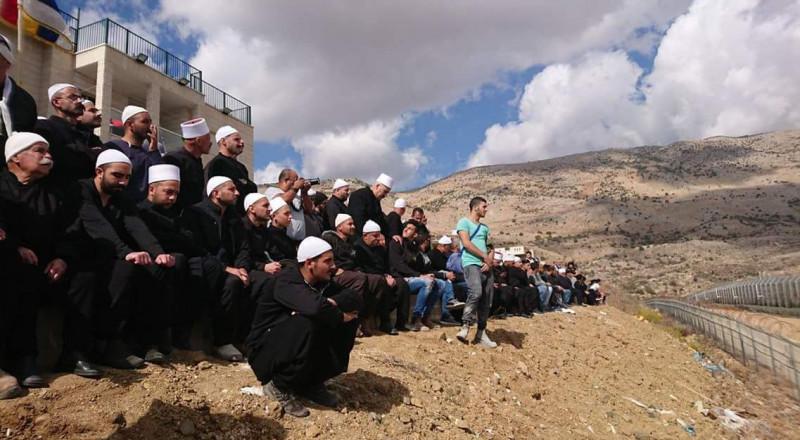 معروفيون عن بيان الجيش دعم حضر السورية: تضليل، وجبهة النصرة يد اسرائيل الخبيثة