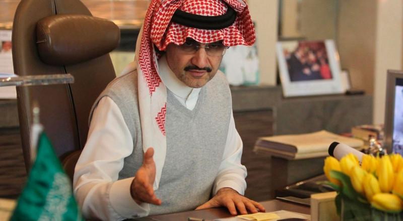 ما قيمة خسائر الأمير الوليد بن طلال جراء توقيفه؟