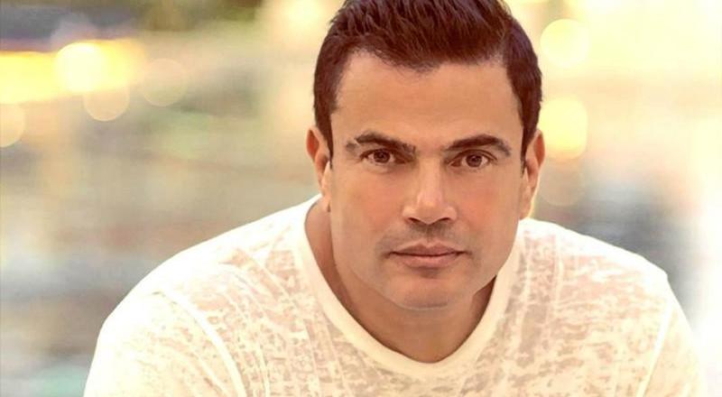3 نجمات أمام عمرو دياب في فيلم