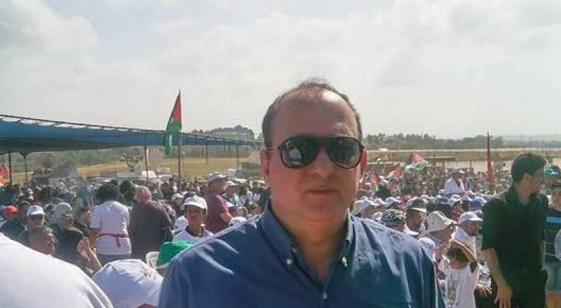 جبهة شفاعمرو تحذر من التهديدات لعضو البلدية الجبهوي زهير كركبي
