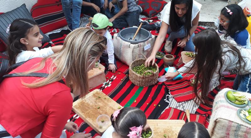 مهرجان الزيتون الخامس في شفاعمرو
