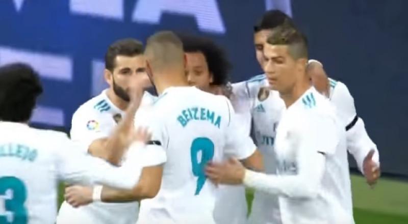 ريال مدريد ينتفض بثلاثية في لاس بالماس