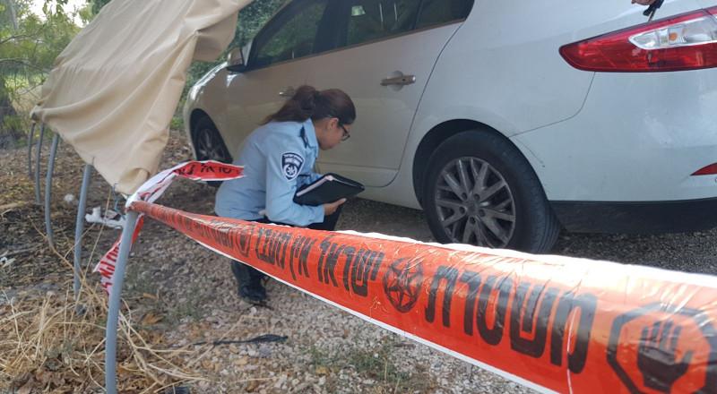 اصابة متوسطة لمواطن من كيبوتس