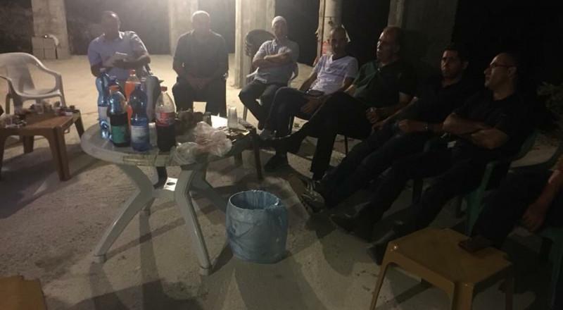 مناشدات بالتضامن مع عبد الله جزماوي من عارة