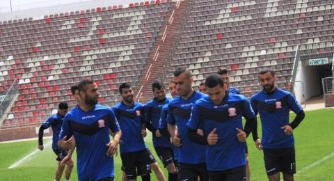 الاتحاد السخنيني يفتتح مباريات البلي اوف بلقائه بمـ تل ابيب
