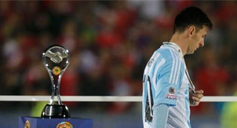 ميسي: مؤمن اننا كنا نستحق الفوز بكأس العالم