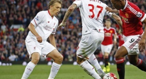 مباشر من الدوري الاوروبي.. ليفربول VS مانشيستر يونايتد