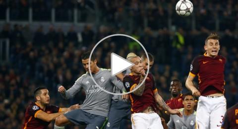 الليلة:ريال مدريد يتأهب لترويض ذئاب روما