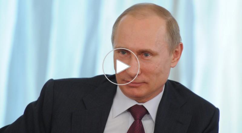 بوتين يوجه رسالة إلى قادة الدول الأوروبية المستهلكة للغاز الروسي