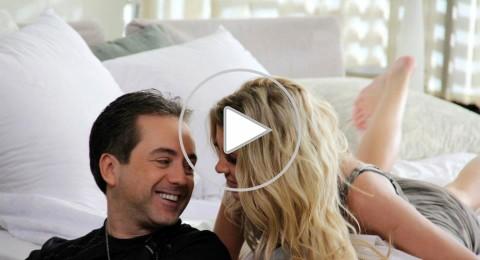 عشق ورومانسية في كليب مروان خوري الجديد
