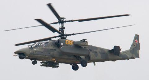 تحطم مروحية روسية شرقي سوريا ومقتل طياريها