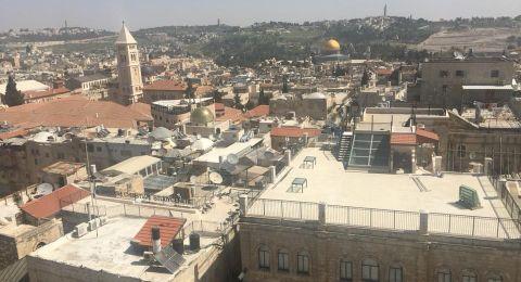الوزير الحسيني: نصب لافتات السفارة الامريكية مساس بمشاعر الفلسطينيين