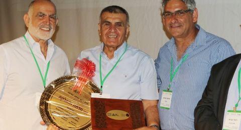 جائزة المجتمع المشترك للمربي مدحت زحالقة
