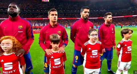 الدوري الإسباني: برشلونة لكتابة تاريخ جديد والريال يبحث عن الوصافة