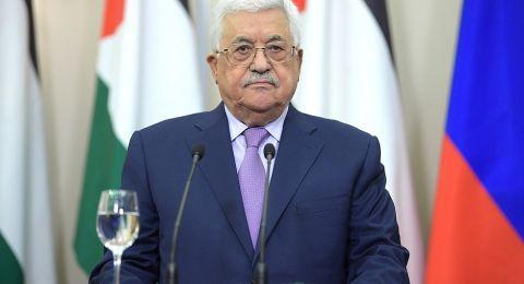 أبو مازن يؤكد رغبته في مفاوضات جادة مع إسرائيل