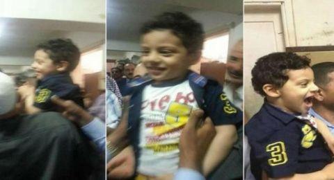 طفل الـ 4 سنوات أمام المحكمة.. بسبب تقبيله زميلته!