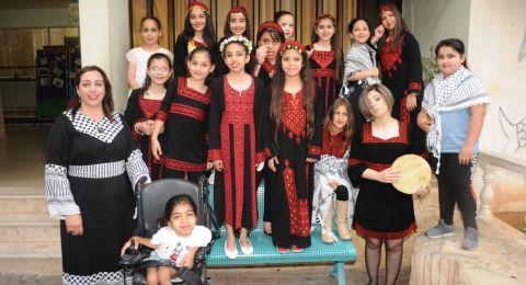 يوم التراث في مدرسة يافة الناصرة الجماهيرية
