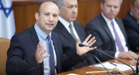 نفتالي بينت: وزير إسرائيلي: لا فرق بين لبنان و