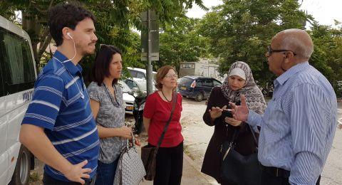 في جوابه للنائب الزبارقة؛ درعي يؤكد حل قضية مكتب الداخلية بوادي الجوز بغضون 3 شهور