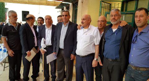 الناصرة : عقد راية الصلح بين عائلتي السعدي وعلاء الدين