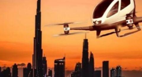 طائرة بلا طيار لتوصيل السحور إلى مساجد دبي