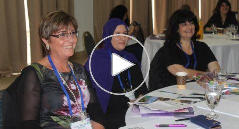 عقد مؤتمر المستشارات القطري لرفع مكانة المرأة لأول مرة في الناصرة