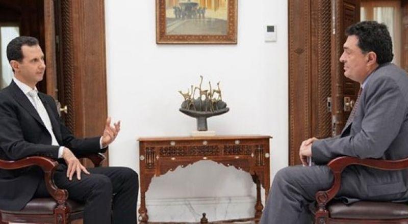 الأسد: سنواجه كل عدو دخل سوريا