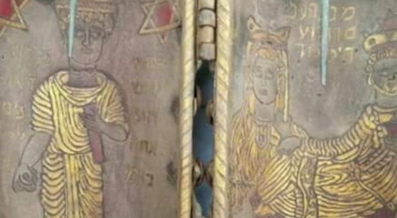 أقدم كنيس في العالم بسورية .. ولكن تمت سرقته