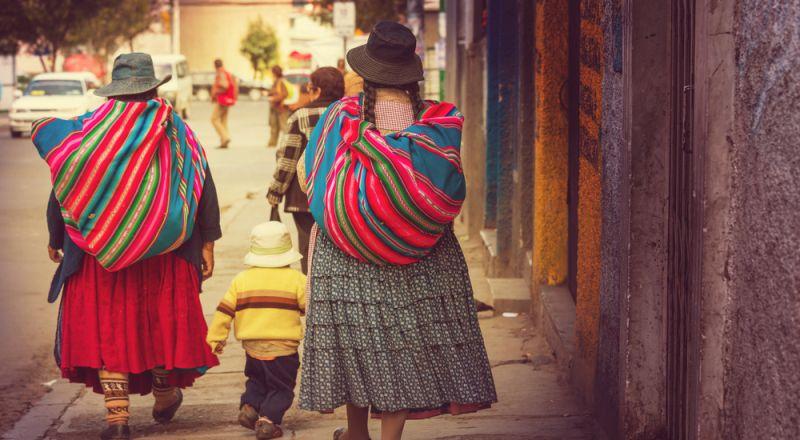 تعرفوا على مدينة لا باز الواقعة بين جبال الانديز