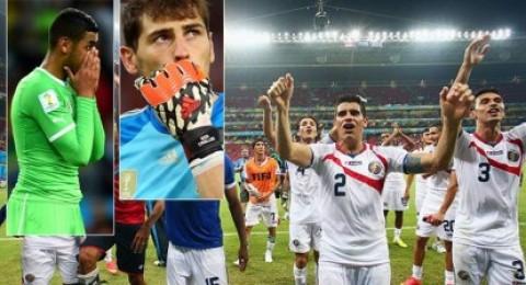 4 أمور فنية تلخص مونديال البرازيل قبل النصف النهائي