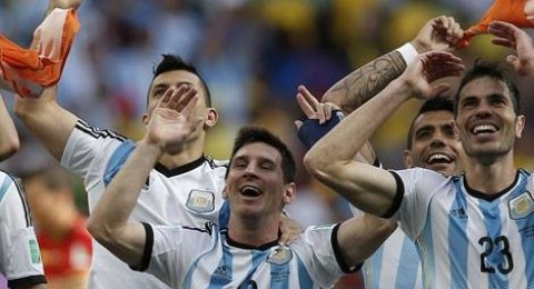 معظم المراهنين حول العالم يراهنون على فوز الأرجنتين بلقب المونديال