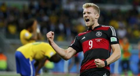 الفوز بالمونديال = 300 ألف يورو لكل لاعب ألماني