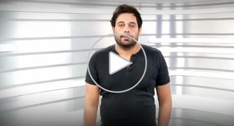 عماد فراجين ينتقد القيادات الفلسطينية ويطلب منهم عدم الظهور على الفضائيات