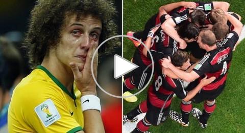 الالمان: الضغط الزائد كان السبب في انهيار البرازيل