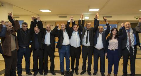 لجنة الوفاق الوطني: اتفاق التناوب، 4-4-4-1 ومطالبة السعدي بالإستقالة