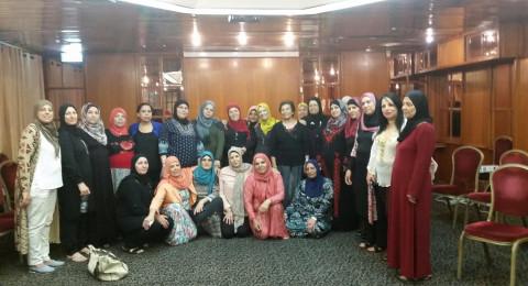 مجلس بسمة طبعون يخرج 30 متطوعة جديدة