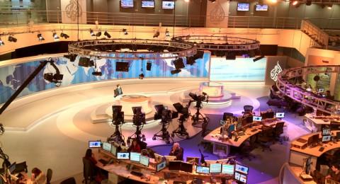 اسرائيل: خطوة اضافية نحو اغلاق مكاتب الجزيرة!
