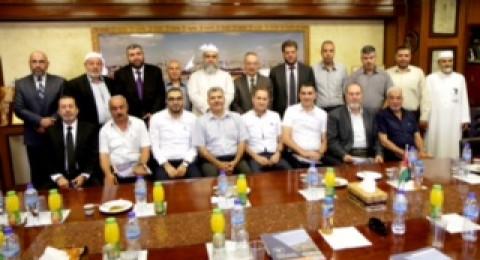 لأول مرة في الداخل الفلسطيني : لقب أول في الشريعة الاسلامية بالتعاون مع جامعة النجاح الوطنية