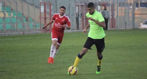 اللاعب محمد ابو راجح يلتحق بهـ.صندلة
