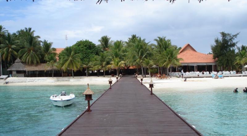 اقامة مترفة ومغرية في جزر المالديف