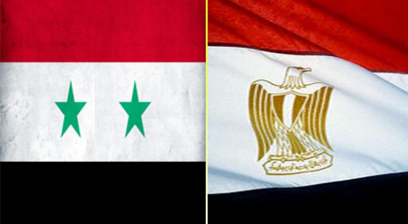 قوى سياسية وشعبية تدعو لإعادة العلاقات الدبلوماسية الكاملة بين مصر وسورية