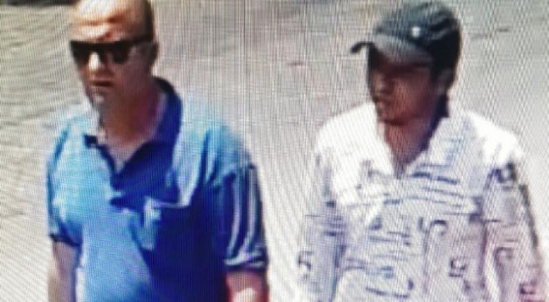 الناصرة: الشرطة تنشر صورا لمشتبهين بسرقة عجوزٍ وتطلب مساعدة الجمهور