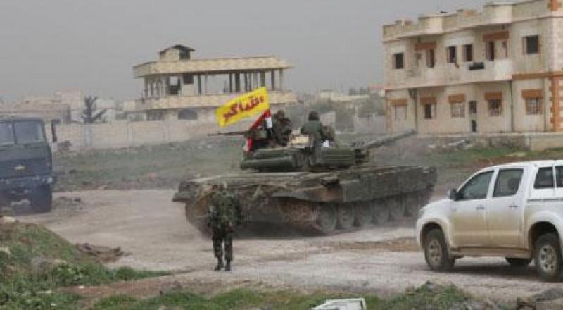 إسرائيل شاركت في مباحثات سرية بشأن الهدنة جنوب سوريا