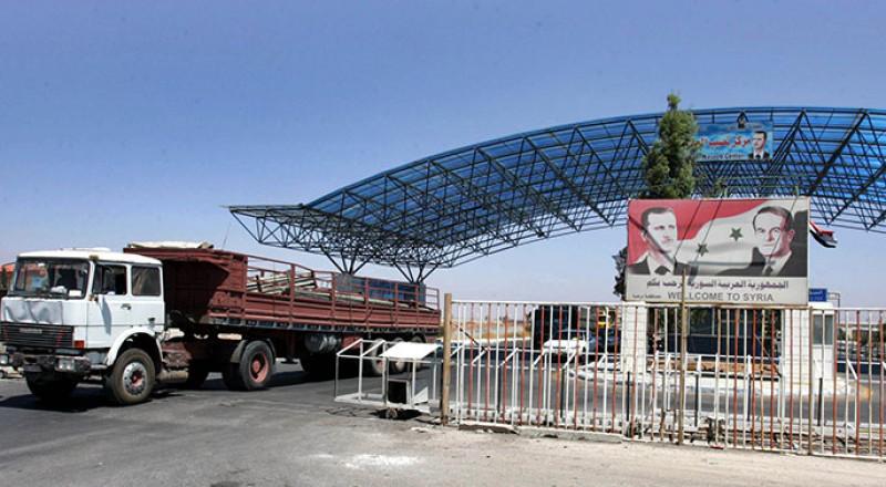 الجيش السوري يعيد السيطرة على كافة المخافر الحدودية مع الاردن