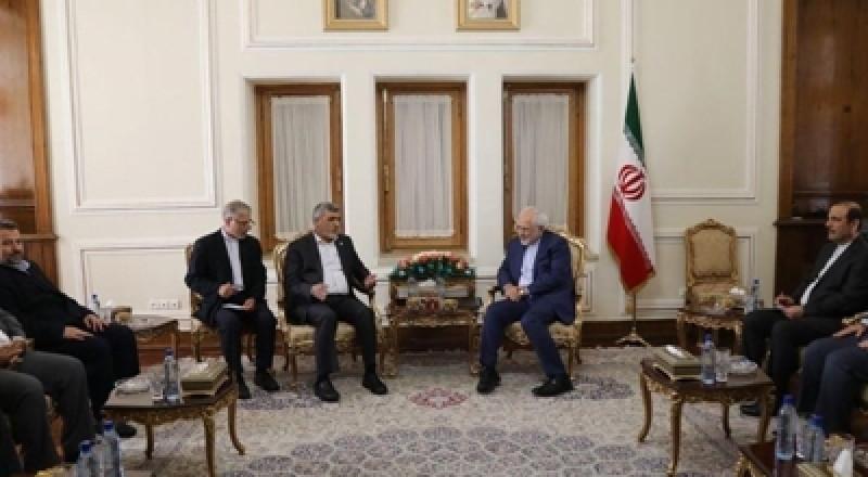 إيران لوفد حماس: موقفنا ثابت وأبوابنا مفتوحة للمقاومة الفلسطينية