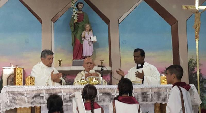 كنيسة القديس يوسف للاتين في شفاعمرو تقيم لقاء وداعيا للأب الياس عودة بمناسبة تقاعده من الخدمة الكهنوتية