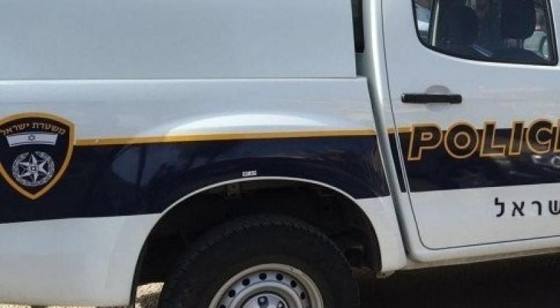 العثور على جثة رجل قرب الخضيرة والشرطة تباشر التحقيق