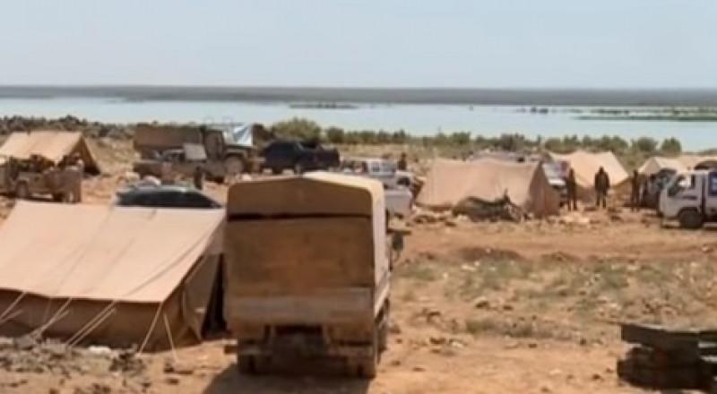 الجيش السوري يستعيد 100 كيلومتر مربّع من بادية السويداء